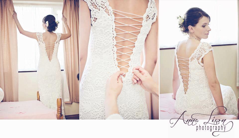 Inspiración Bodas: Para las novias amantes del crochet / For lace ...