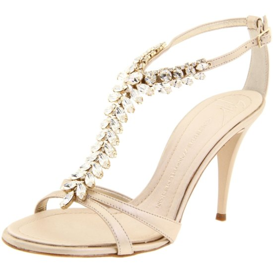 photo of Top Bridal Shoe Trends for 2012