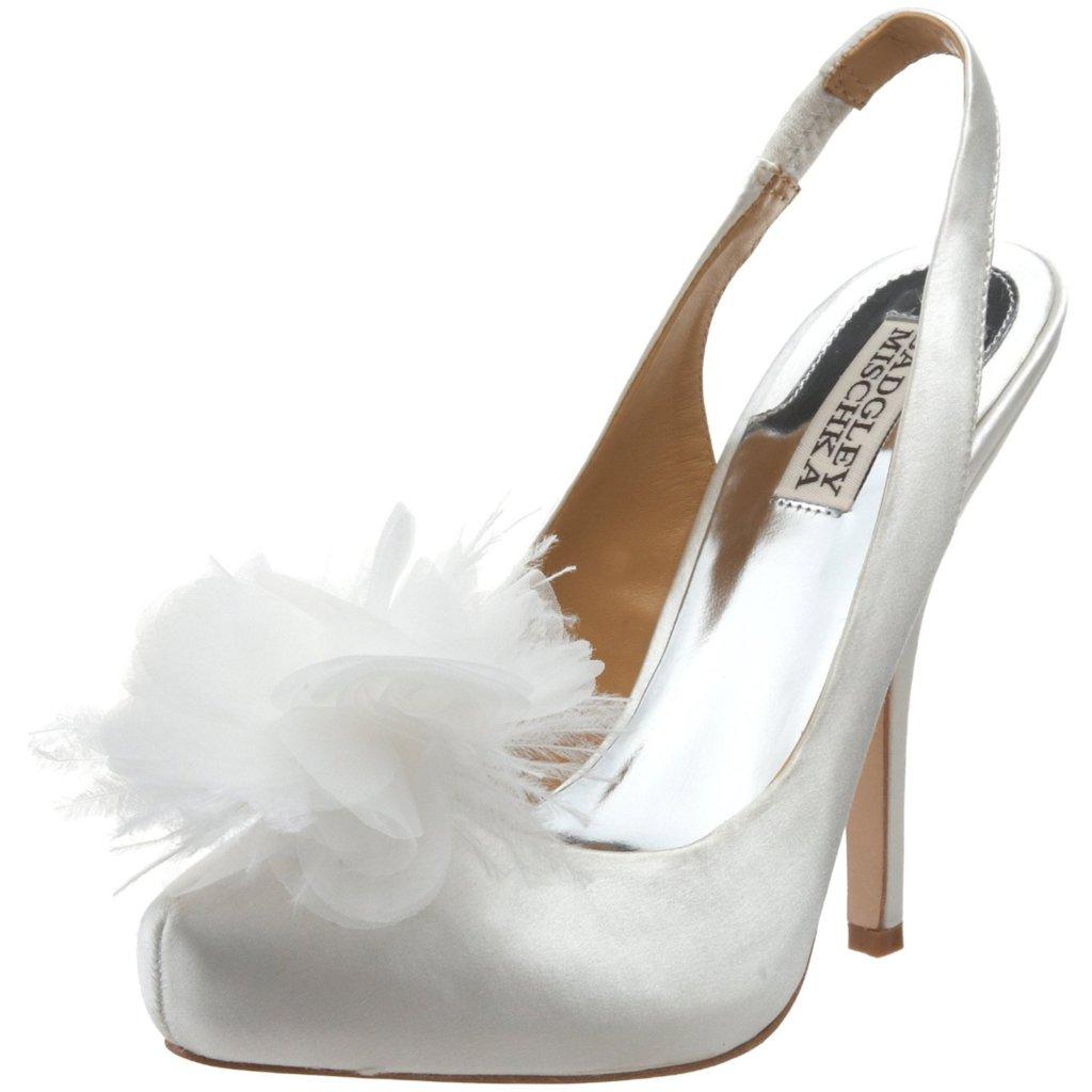 Wedding-shoes-classic-bride-feathers-badgley-mischka.full