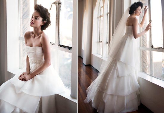 Anna Schimmel wedding dress 2013 bridal 5
