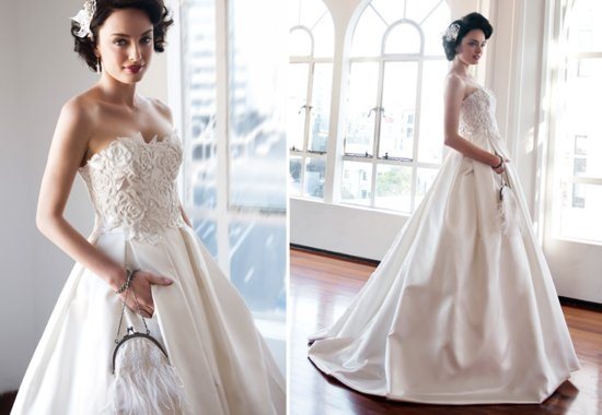 Anna Schimmel wedding dress 2013 bridal 6