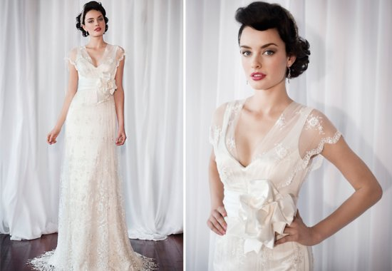 photo of 20 Beautiful Bridal Gowns by Anna Schimmel