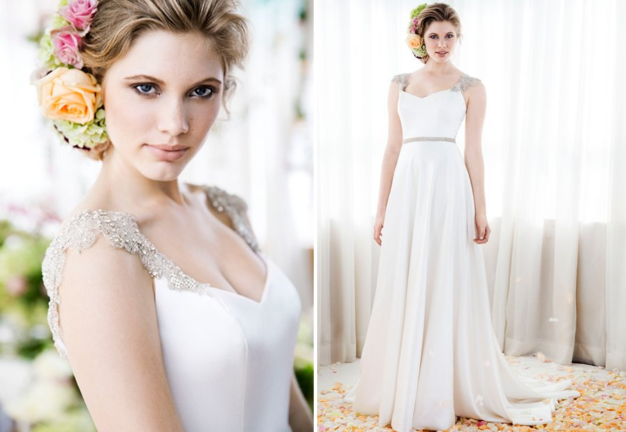Anna Schimmel wedding dress 2013 bridal 12