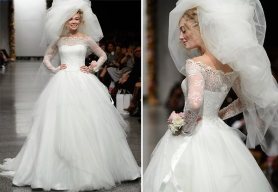 Anna Schimmel wedding dress 2013 bridal 17