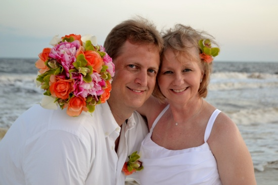 ginger weddings pics