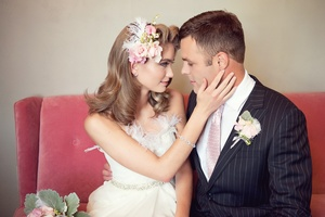 photo of Romantic Wedding Inspiration for Fairytale Brides