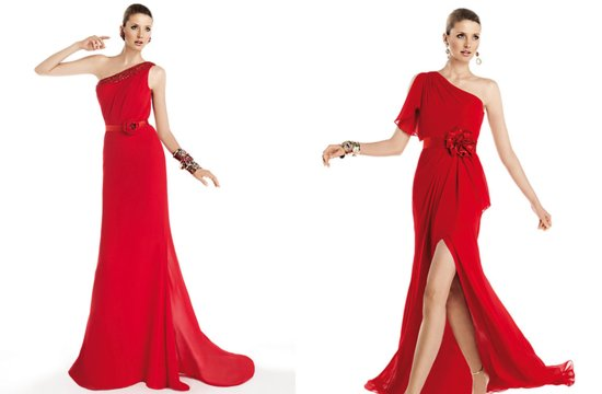Bridesmaids style Red is the New Black 11