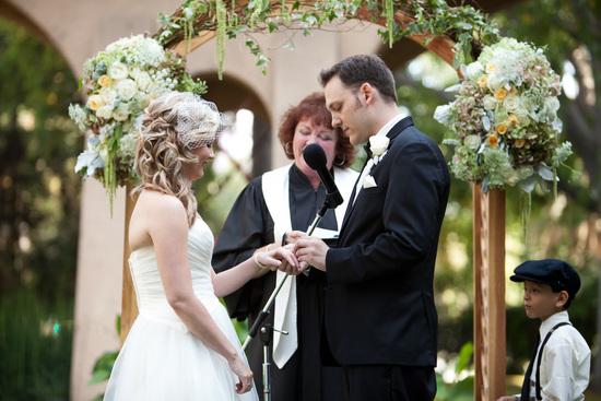 photo of Timeless Summer Wedding in Pasadena