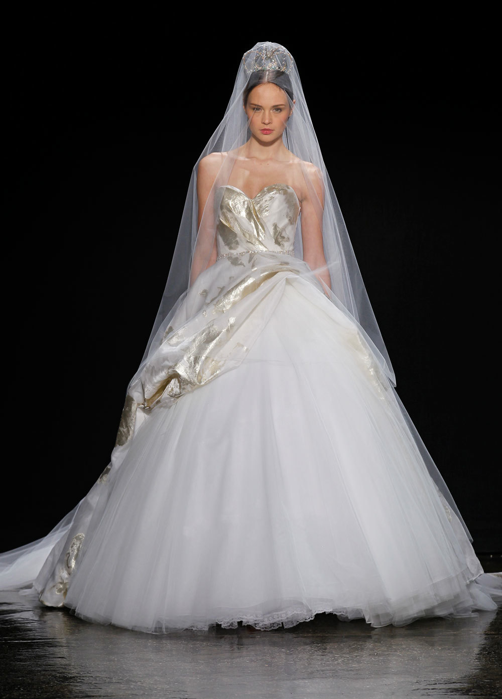 Glamorous Wedding Ball Gown