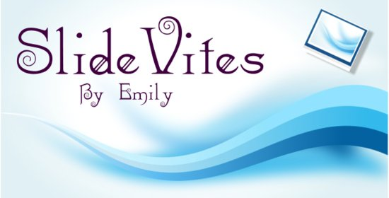 photo of SlideVites by Emily