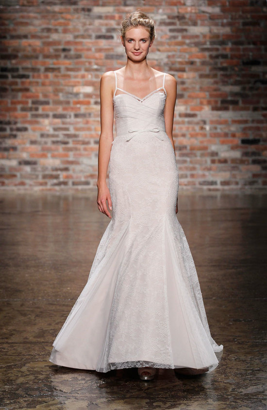 Classic Mermaid Trumpet Wedding Dress