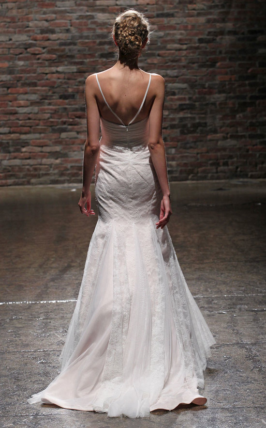 6404 wedding dress by Hayley Paige Spring 2014 Bridal
