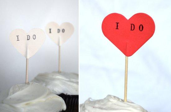 photo of Heart adorned Etsy wedding treasures 2