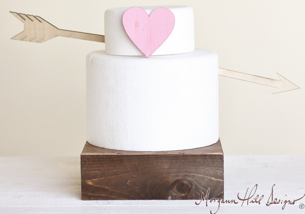 Heart-and-arrow-wedding-cake-topper.full