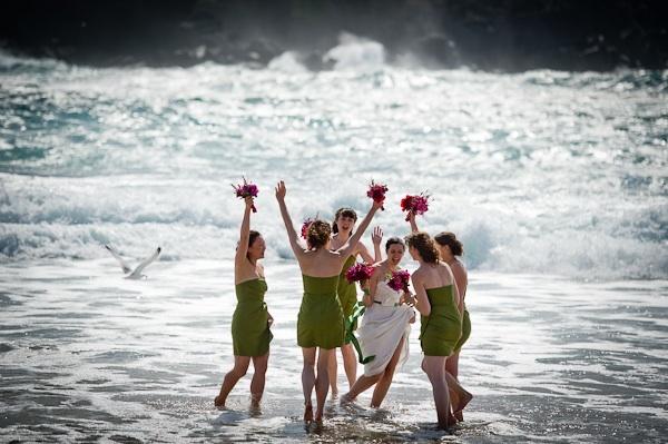 Destination-weddings-real-wedding-beachside-green-bridesmaids-dresses_0.full