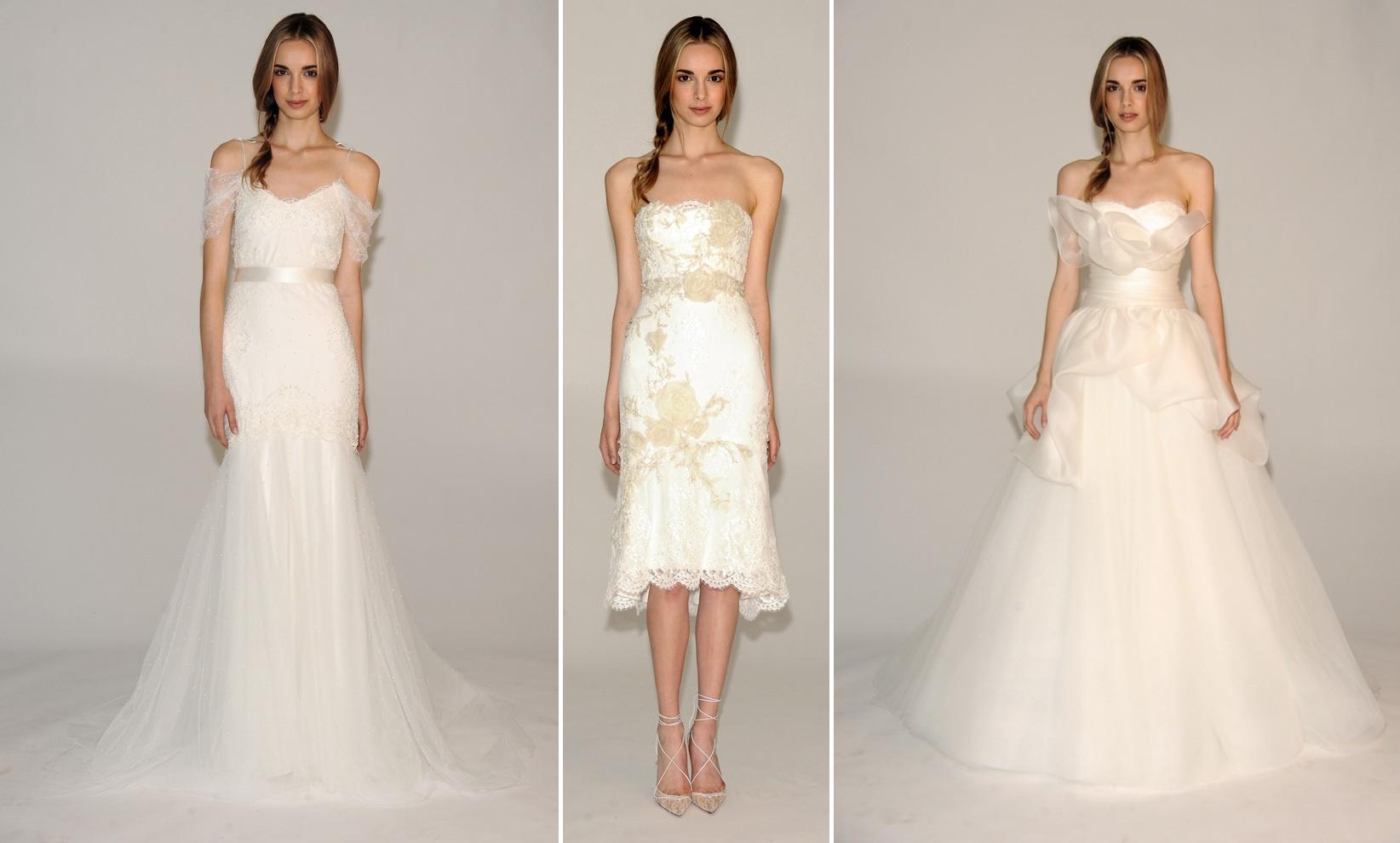 marchesa fall 2014 wedding dresses bridal runway report