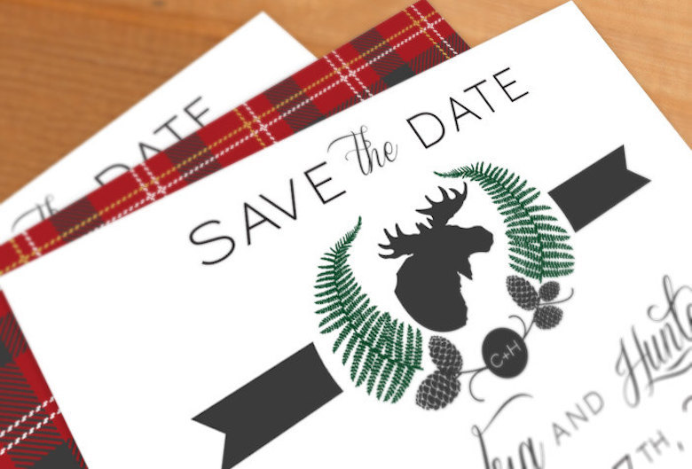 Rustic-plaid-wedding-save-the-date.full