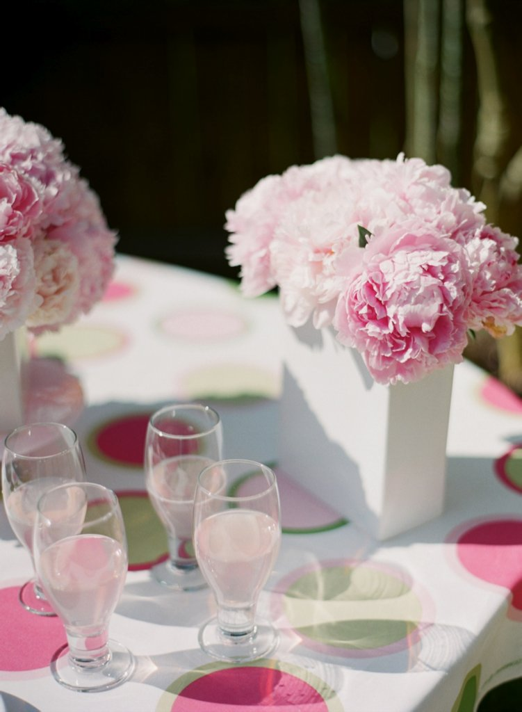 photo of Summer Peony Wedding Inspiration