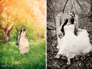 photo of La Boheme: Bohemian Bridal Style Inspiration