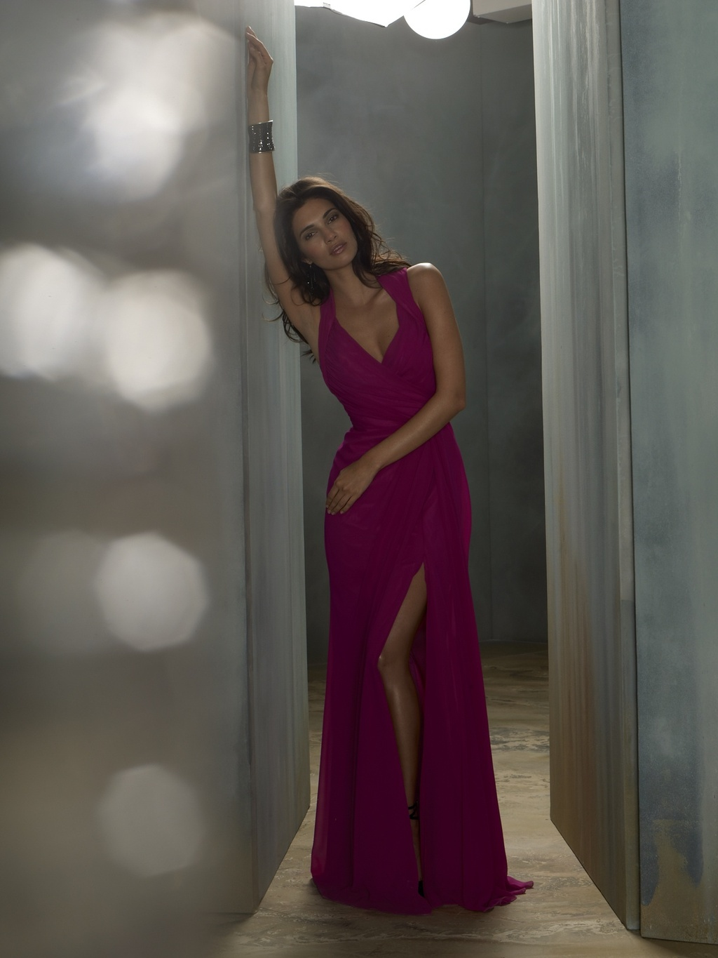 Long-bridesmaid-dress-berry-with-slit.full