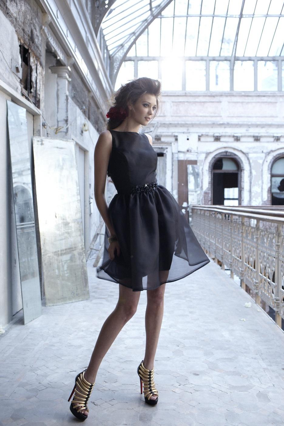 Модные Коктельные Платья