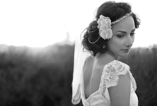 Jasmine Star bridal portrait