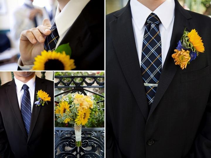 California-real-wedding-fall-classic-grooms-attire-wedding-flowers.full