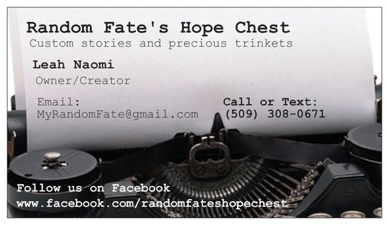 photo of Random Fate's Hope Chest