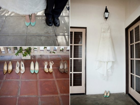 photo of Sunny San Diego Real Wedding: Delyssa and Josh