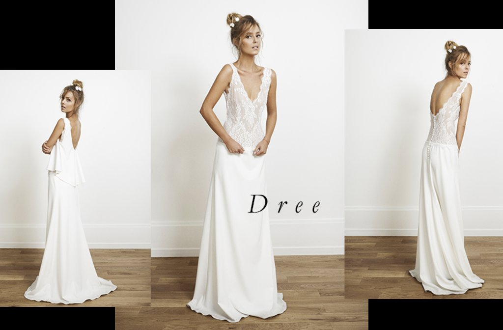 Nessa Wedding Dress By Rime Arodaky For Alternative Brides