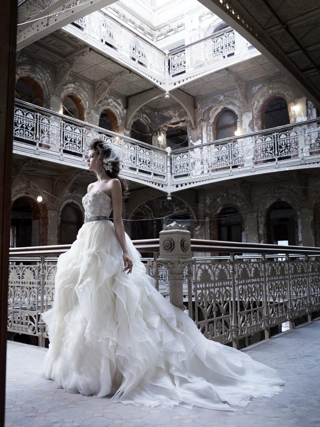 Lazaro Wedding Dresses 2011 | Dress images