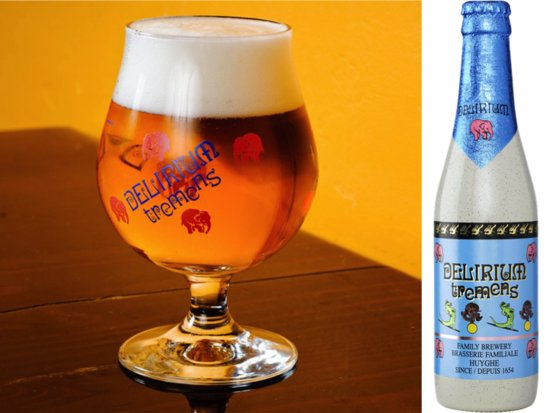 Delirium Tremens- the perfect specialty beer for your wedding reception