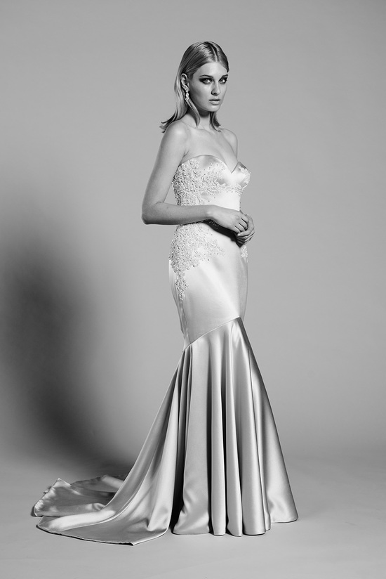 Amira wedding dress by Mariana Hardwick 2014 bridal