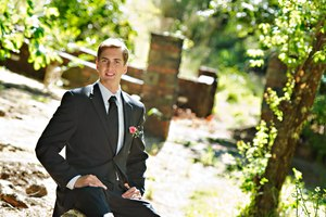 photo of Groom's Style: Suit and Sport Coat Option