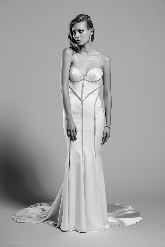 Natasha wedding dress by Mariana Hardwick 2014 bridal