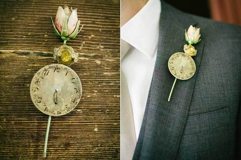 Vintage-clock-grooms-boutonniere.full