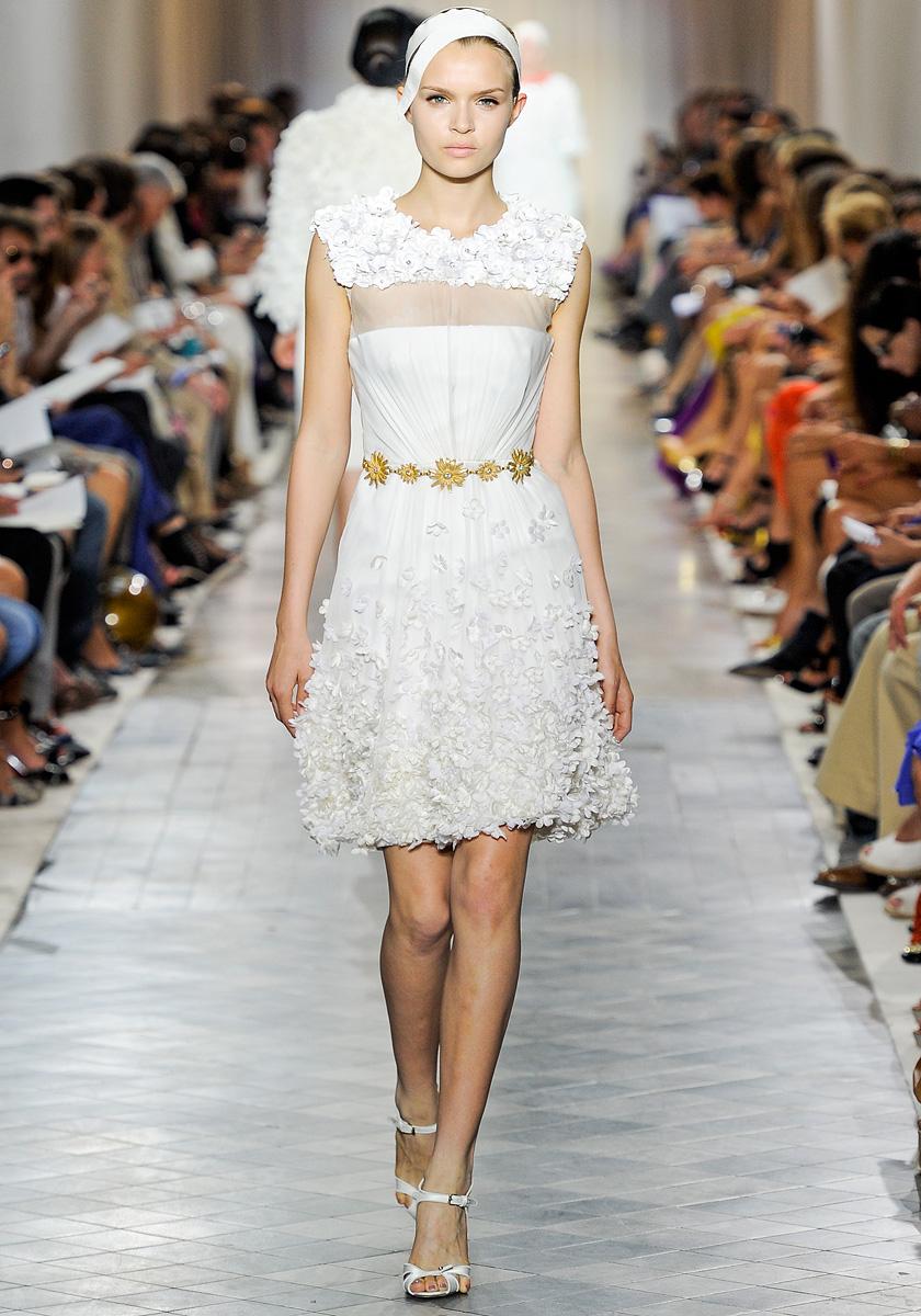 Giambattista Valli White Dresses