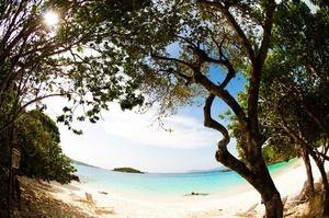 photo of Destination Wedding in Caneel Bay, St. John: Low-Key Luxury