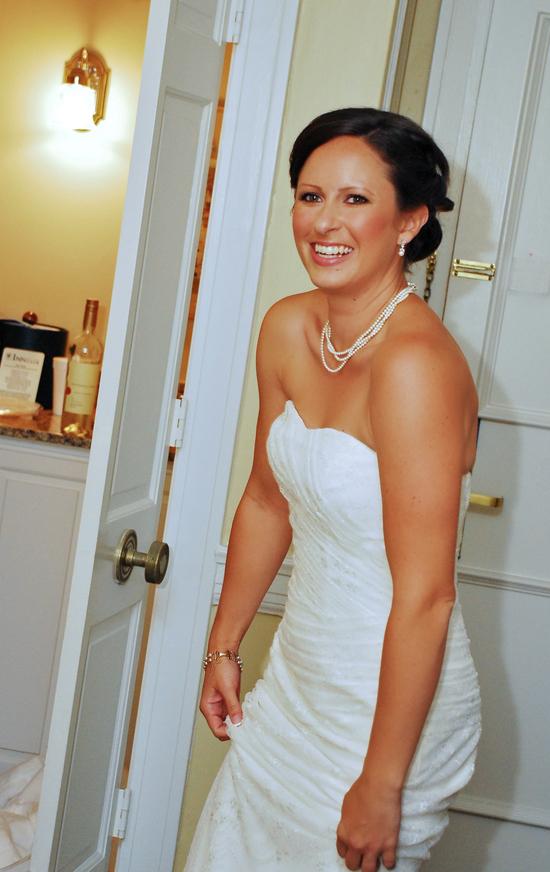 Beautiful Bride Hair Make 39