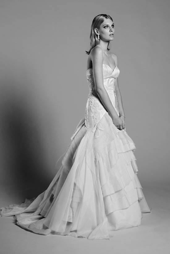 Vienna wedding dress by Mariana Hardwick 2014 bridal