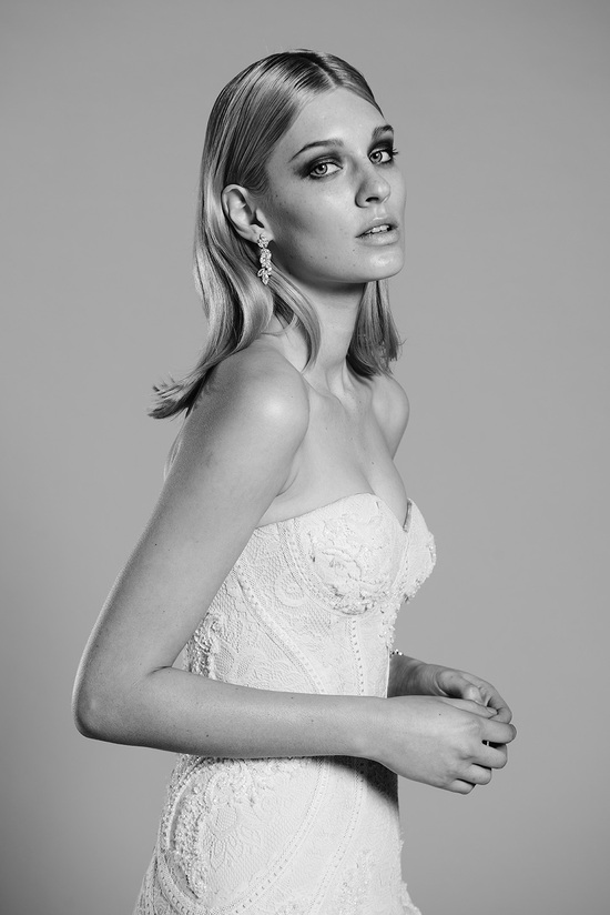 Angelina wedding dress by Mariana Hardwick 2014 bridal