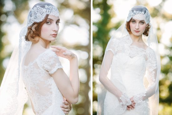 Millie Veil by Enchanted Atelier