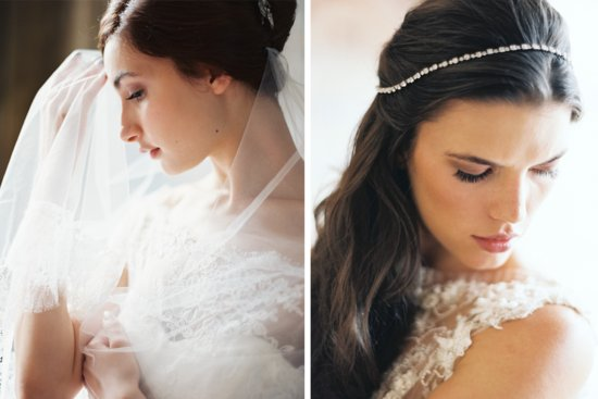 Enchanted Atelier wedding hair accessories and veils 2
