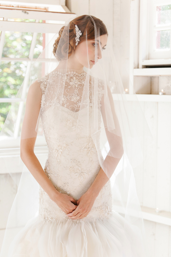 Enchanted Atelier Wedding Veils and Hair Accessories - Poeme