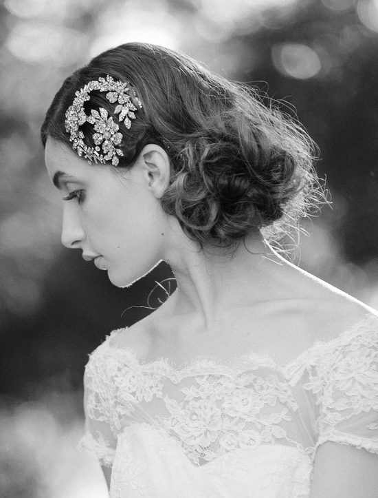 Enchanted Atelier Wedding Veils and Hair Accessories - Flora