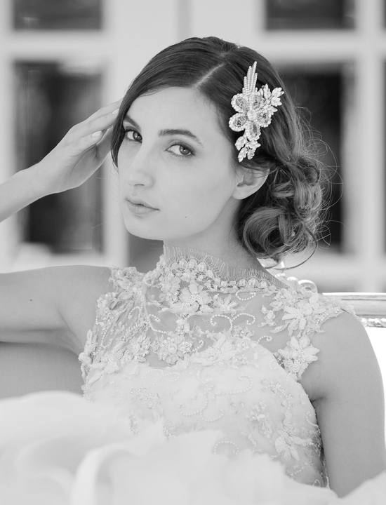 Enchanted Atelier Wedding Veils and Hair Accessories - Daisy