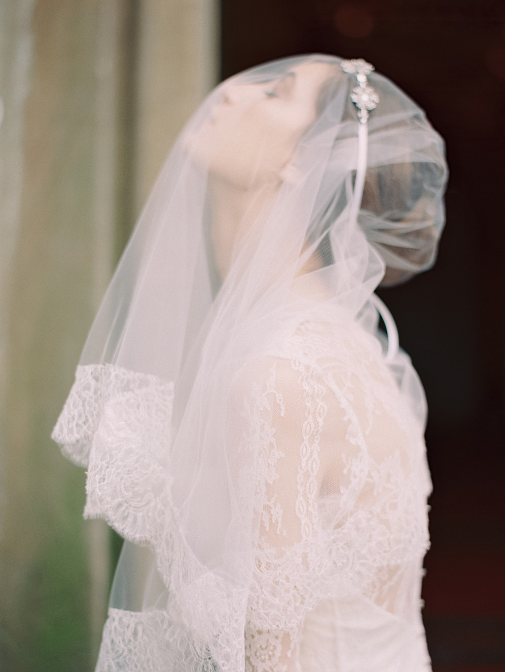 Enchanted Atelier Wedding Veils and Hair Accessories - Grace