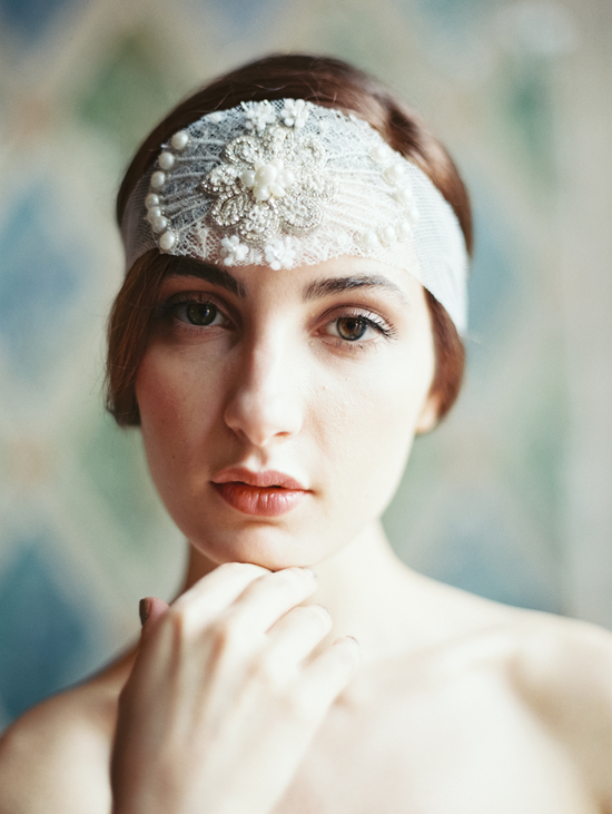 Enchanted Atelier Wedding Veils and Hair Accessories - Wanderlust Headband