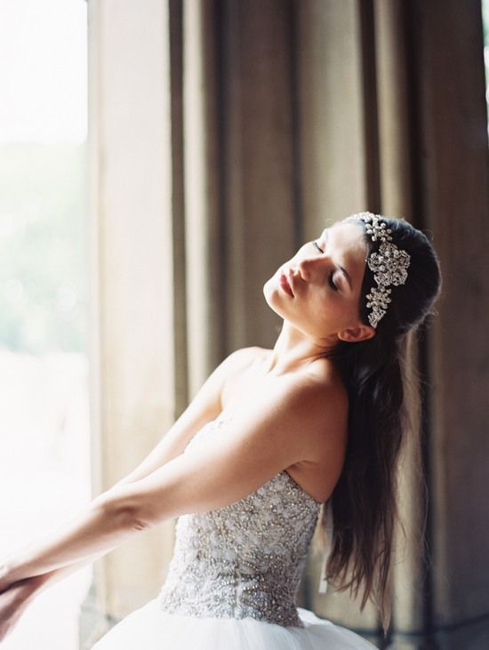 Enchanted Atelier Wedding Veils and Hair Accessories - Sophie Headband