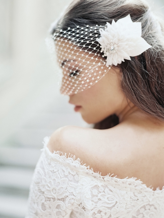Enchanted Atelier Wedding Veils and Hair Accessories - Marie Luxe Veil